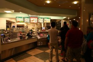 Krispy Kreme restaurant