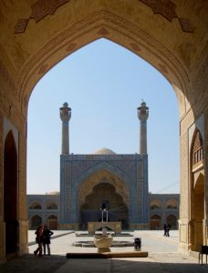 Jameh Mosque of Isfahan, Iran